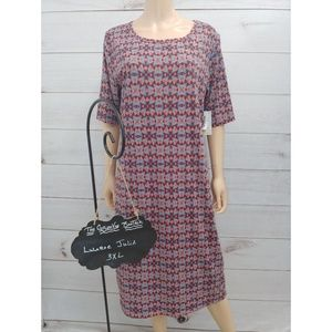 3XL Julia Dress Lularoe - NWT